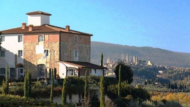 Vista San Gimignano 1
