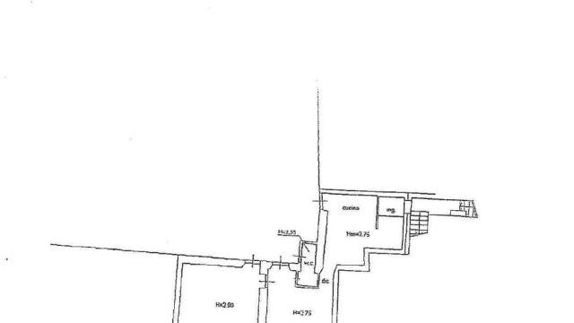 Planimetria abitazione